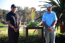 Les réseaux sociaux réagissent au tweet INCROYABLE de Max Homa sur Tiger Woods