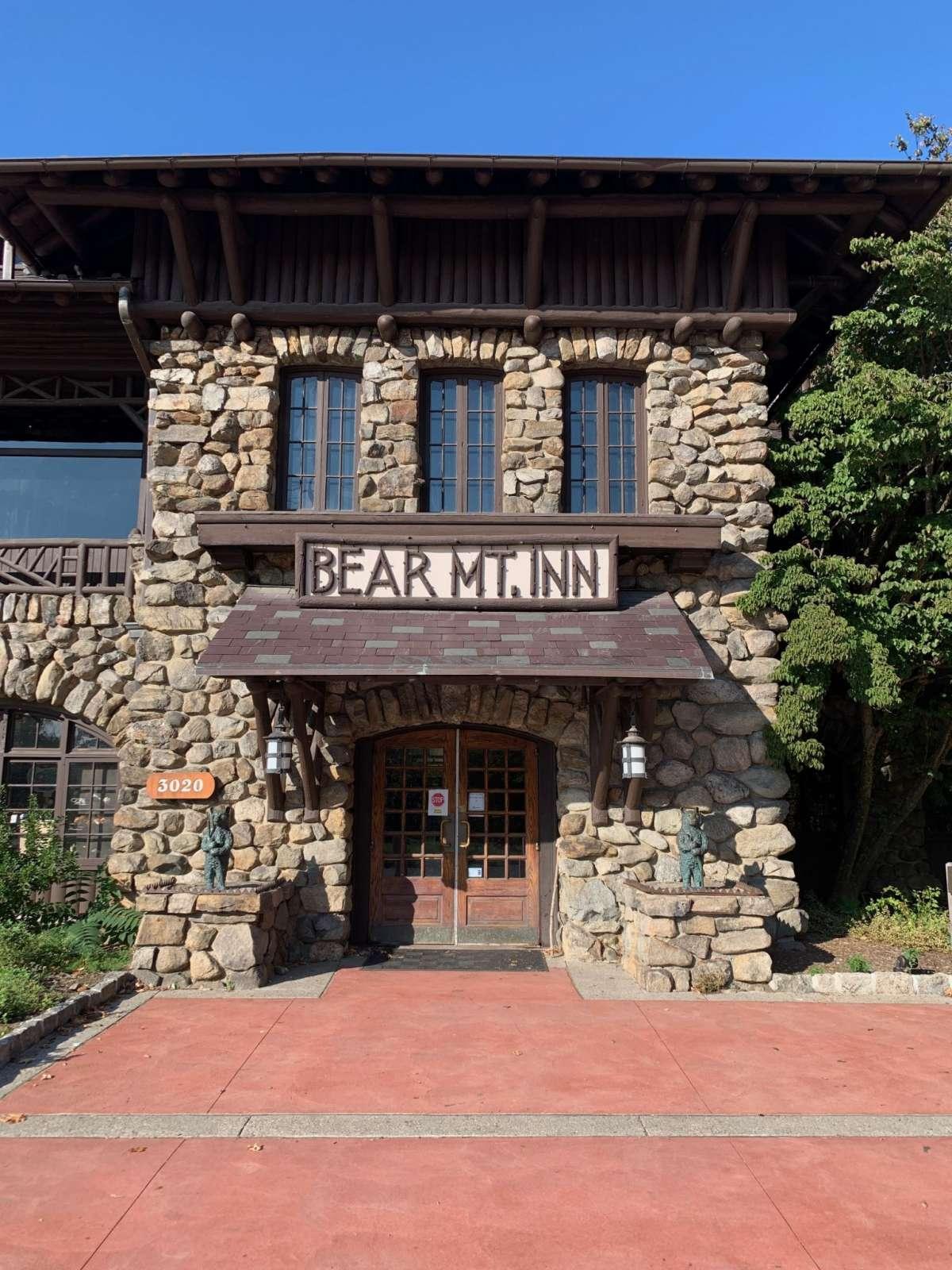 Bear Mountain State Park dans la vallée de l'Hudson à New York.