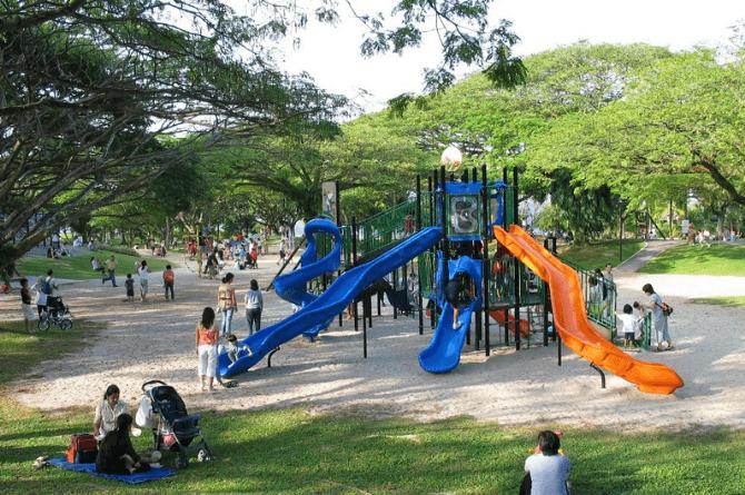 parcs à singapour