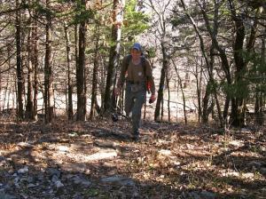 Randonnée sur le sentier de la rivière Elk
