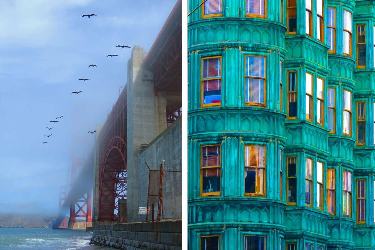 Travis Monson a parcouru plus de 1 500 milles et pris plus de 80 000 photographies de San Francisco.