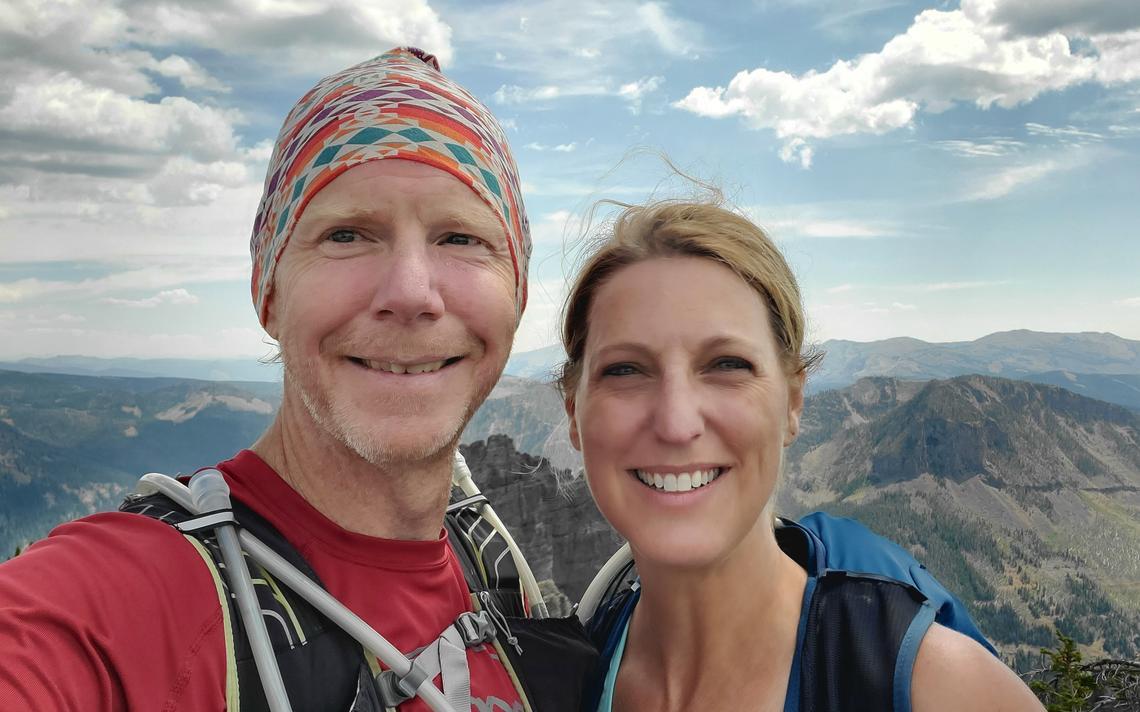 Un départ tôt nous a permis de passer plus de temps à Big Horn Peak, après une longue course et une randonnée jusqu'au sommet.  Steve Wagner / Service des nouvelles du forum