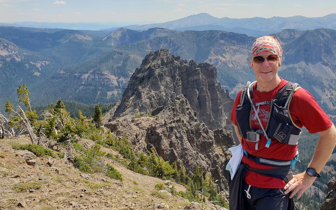 Big Horn Peak culmine à 9 930 pieds dans le coin nord-ouest du parc national de Yellowstone au Montana.  Jenn Faul / Spécial au service de presse du forum