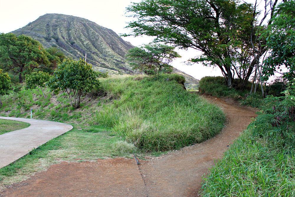 Sentier du cratère de Koko